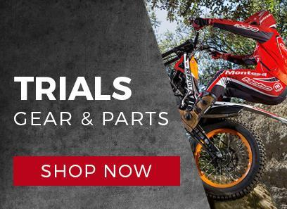 Trials Gear & Parts