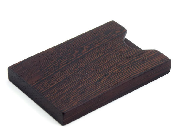 Wenge Business Card Case