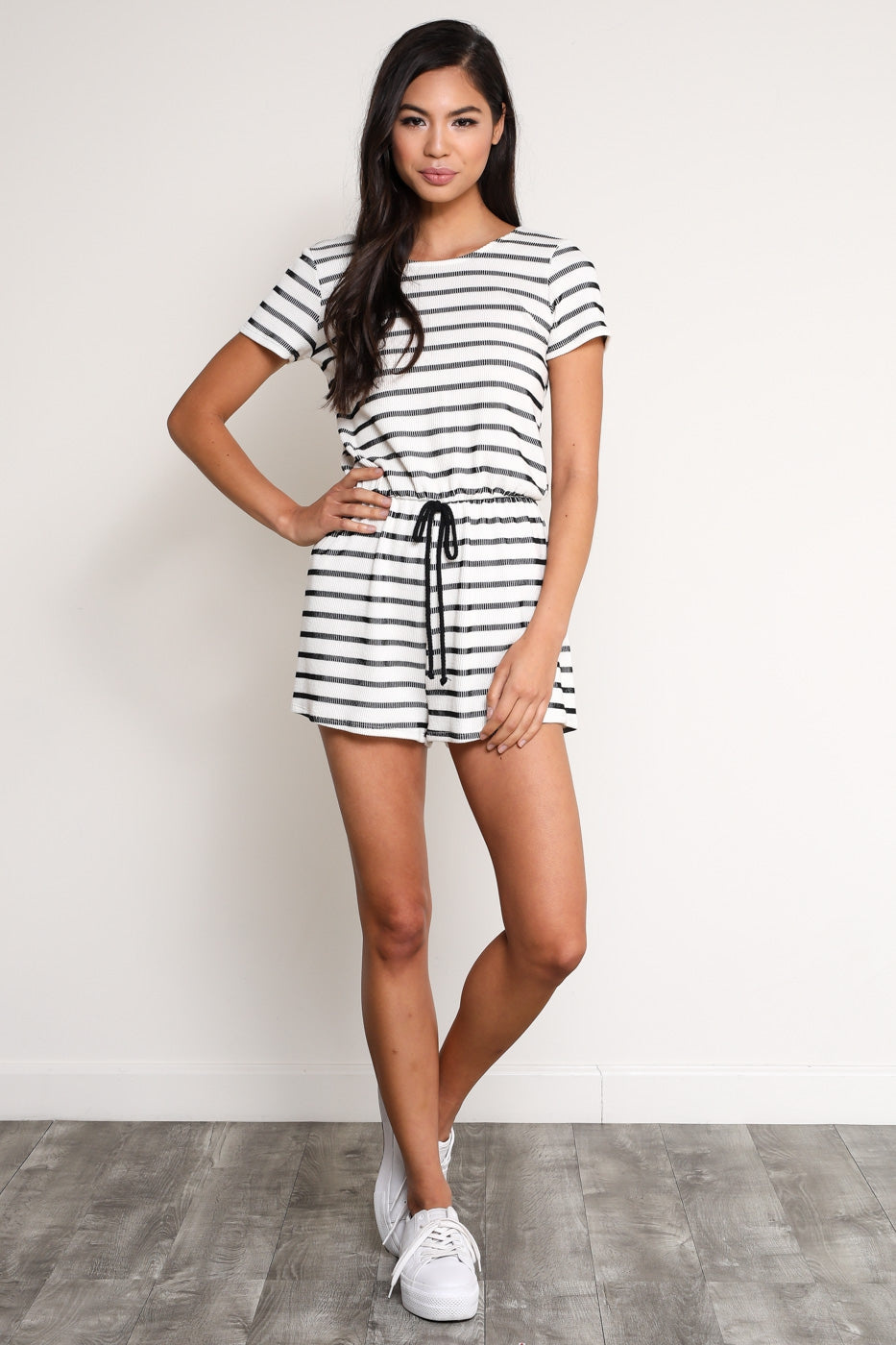 LOUNGE ALL DAY ROMPER
