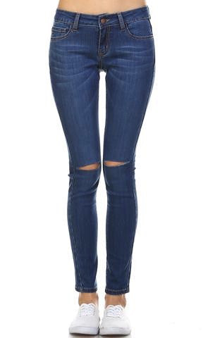 EVERYDAY SKINNY JEANS - Annalee Rose Boutique