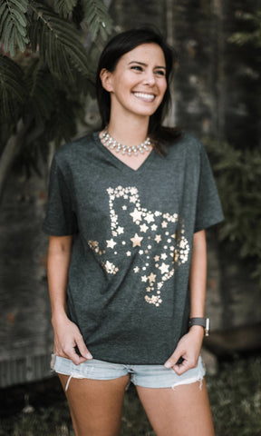 THE STARS AT NIGHT TEE
