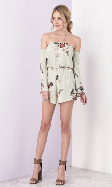 LOVE IS IN THE AIR ROMPER