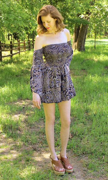 THE BELLA ROMPER - Annalee Rose Boutique