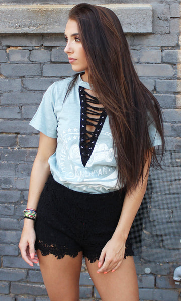 REBEL ROSE TOP