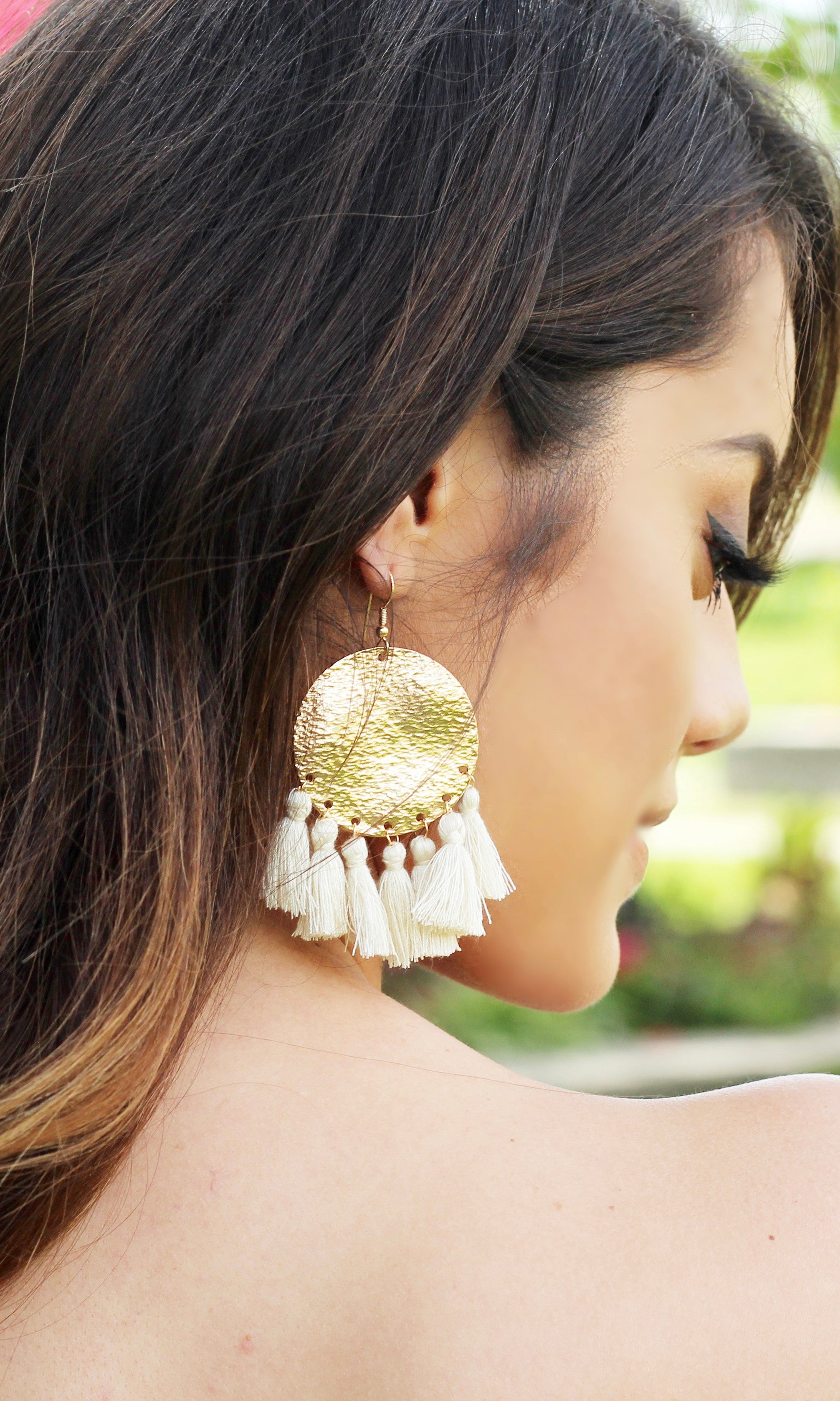 ERIN TASSEL EARRINGS