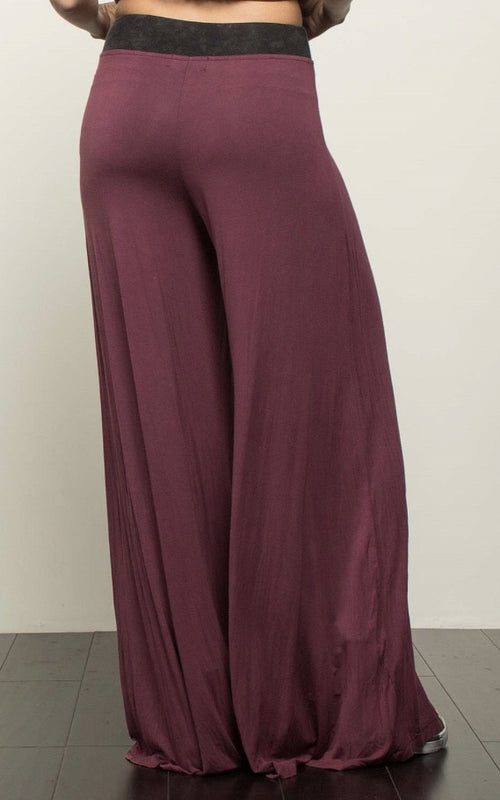 COMFY COZY PALAZZO PANTS - Annalee Rose Boutique