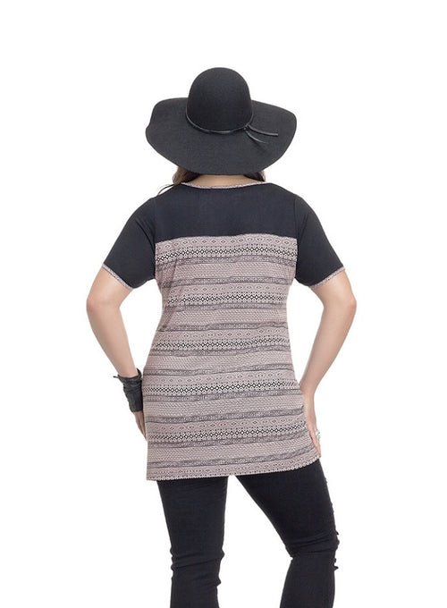 ASTER SHARKBITE TOP - Annalee Rose Boutique
