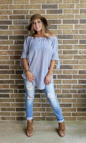 TWO IN ONE TOP - Annalee Rose Boutique