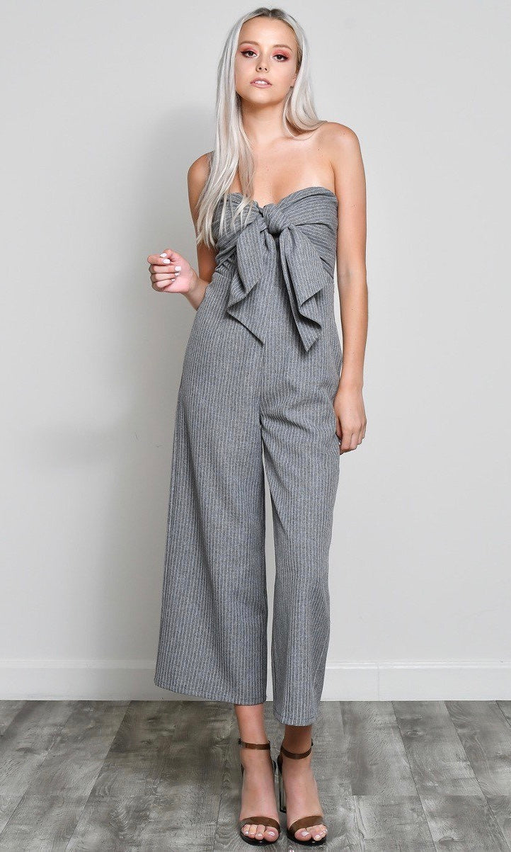 TIES THAT BIND JUMPSUIT