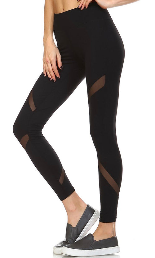 GET YOUR SWEAT ON LEGGINGS