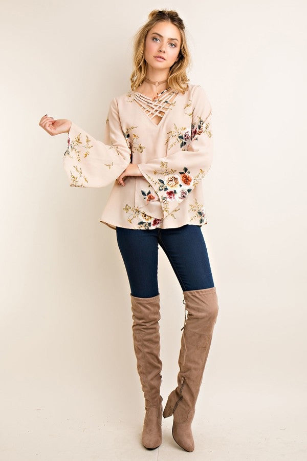 ONE FINE DAY TOP - Annalee Rose Boutique