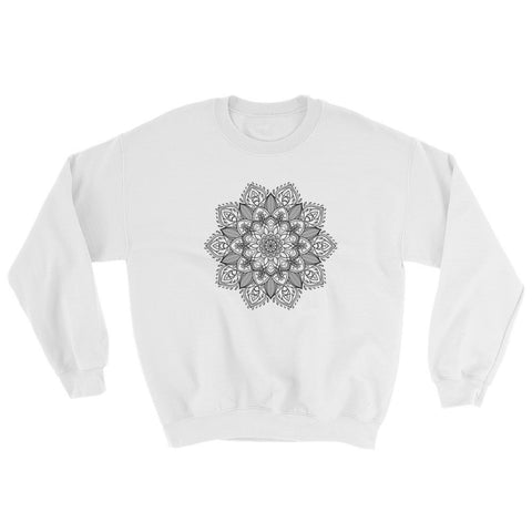 Lotus Mandala Sweater