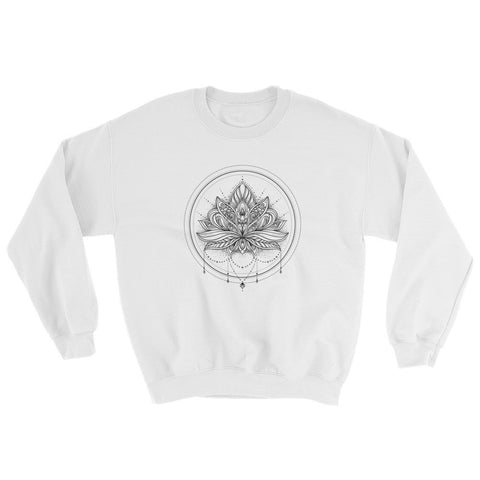 Lotus Flower Sweater