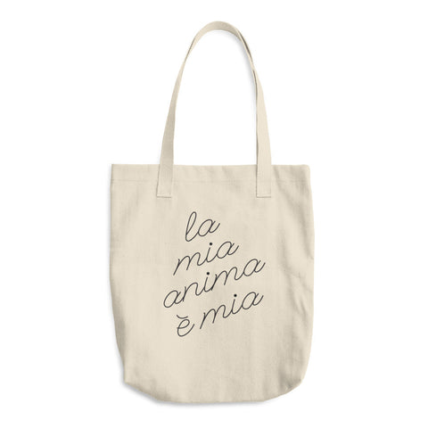 My Soul Is My Own Tote Bag