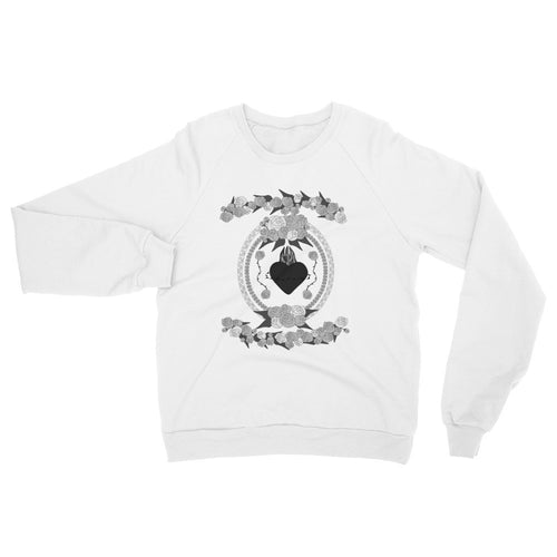 Burning Heart Sweater - Azzurra Soul