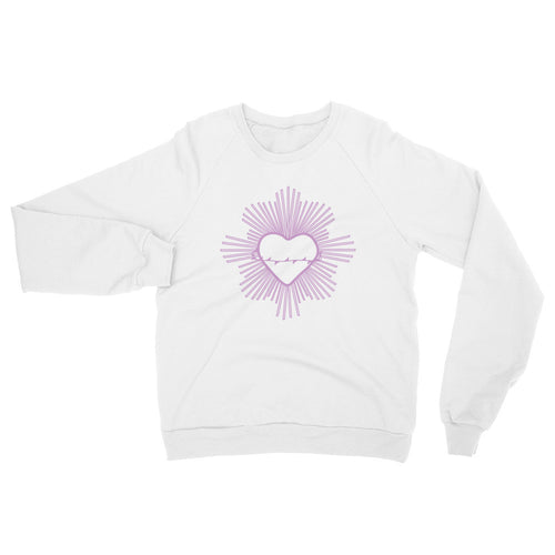Radiant Heart Pink Sweater - Azzurra Soul