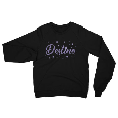 Destino Purple Sweater