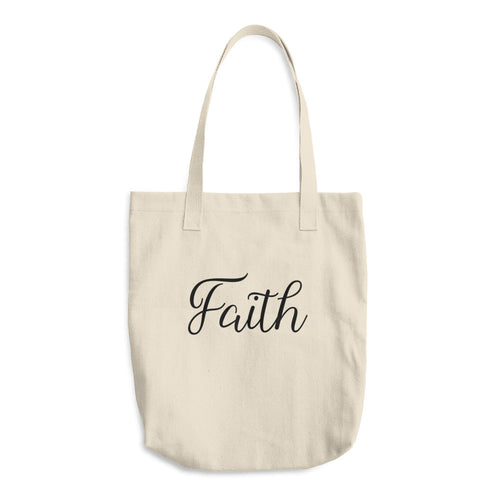 Faith Tote Bag - Azzurra Soul