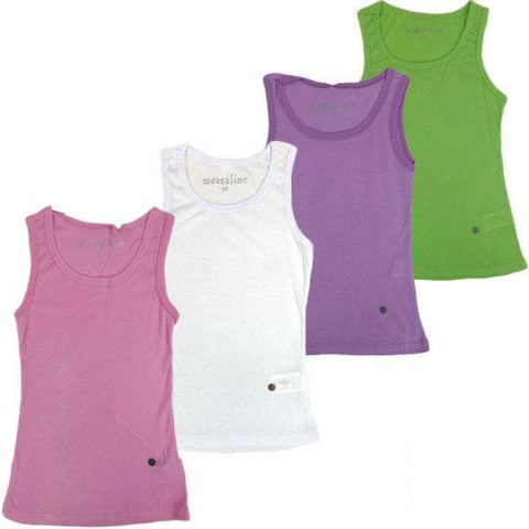 GIRLS' ASSORTED TANKS