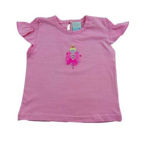 GIRLS' COTTON TOP