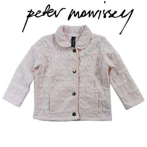 BABY GIRLS' PETER MORRISSEY JACQUARD JACKET