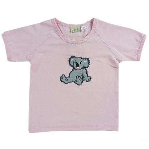 BABY COTTON LYCRA TEE