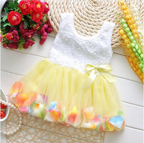 BABY LACE TUTU DRESS FOR SUMMER