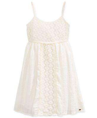 GIRLS' SHERI DRESS