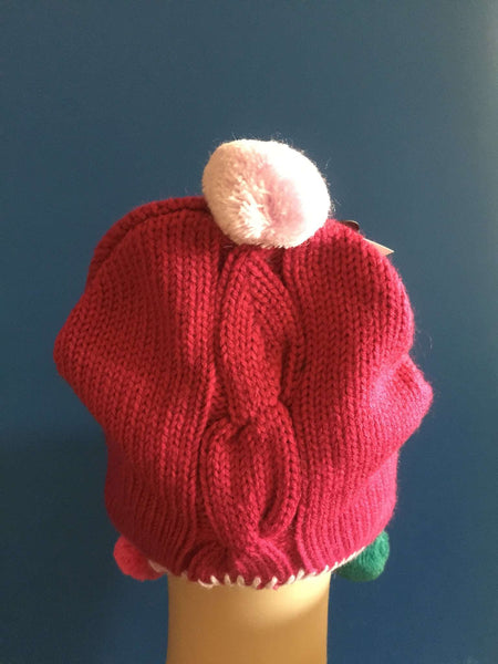 GIRLS' EARMUFF BEANIES