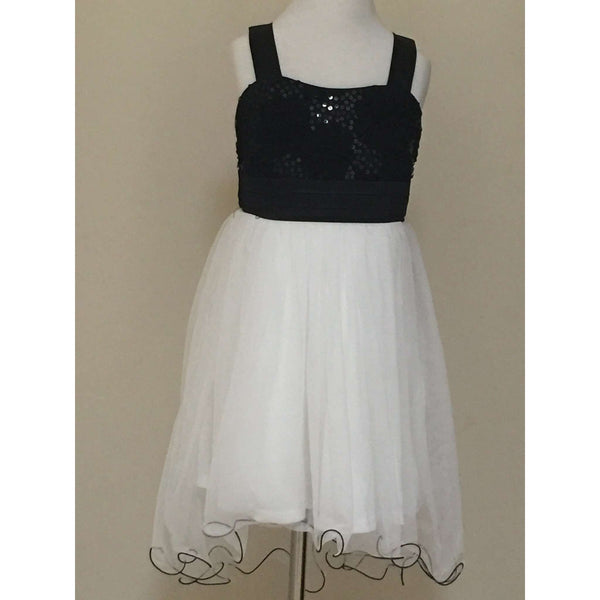 GIRLS' SPECIAL OCCASION DRESS