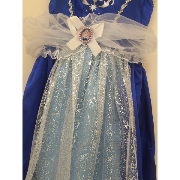GIRLS' COSTUME/PARTY DRESS