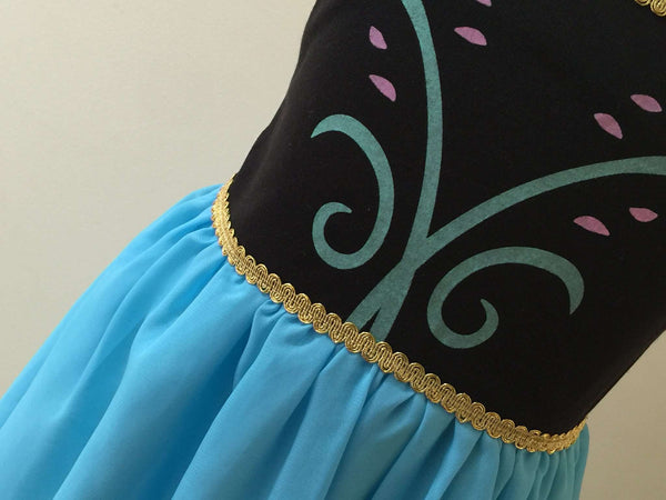 GIRLS' FROZEN DRESS