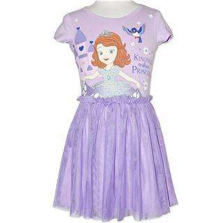 GIRLS' LICENSED DISNEY SOFIA DRESS