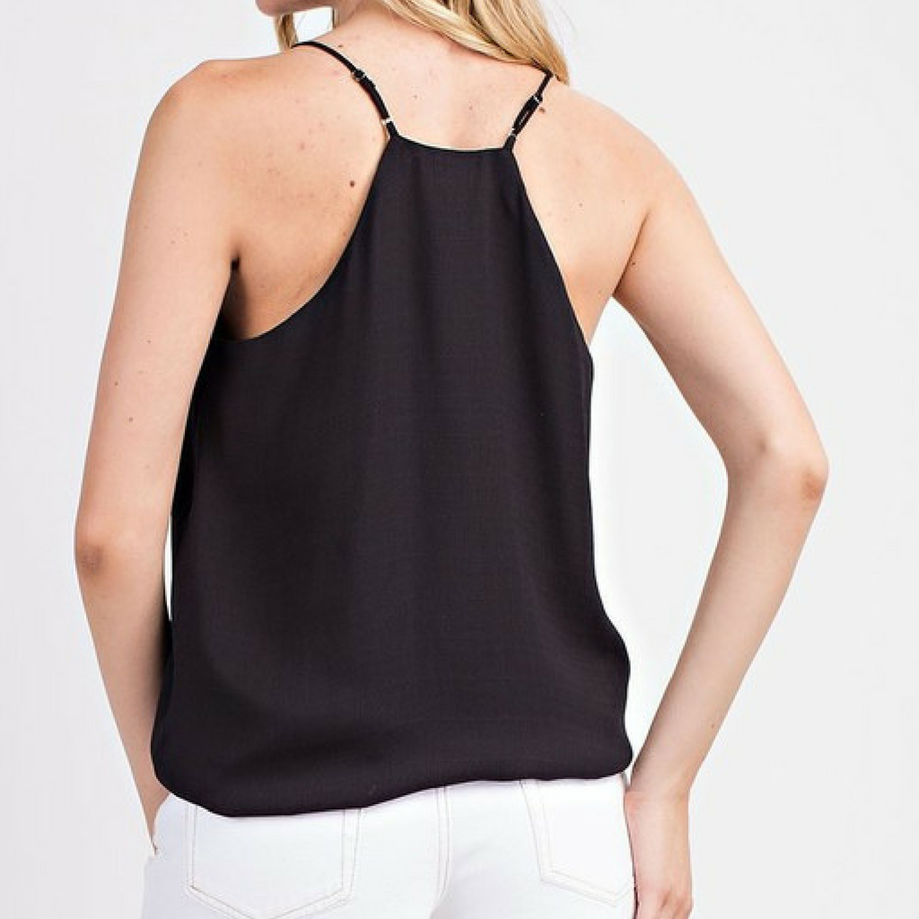 Button Cami Top