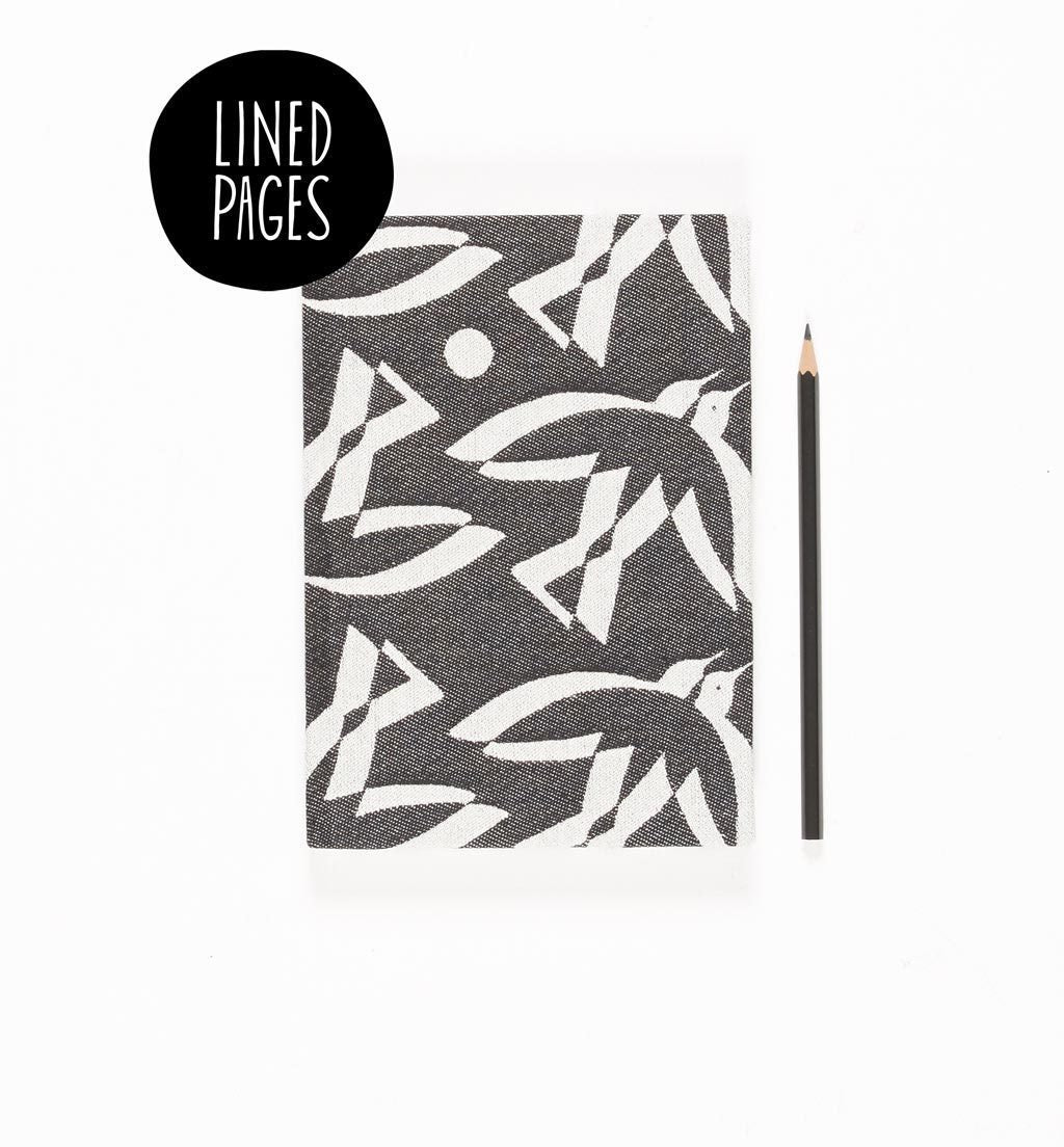 Parra - book birds A5 notebook (lined pages)