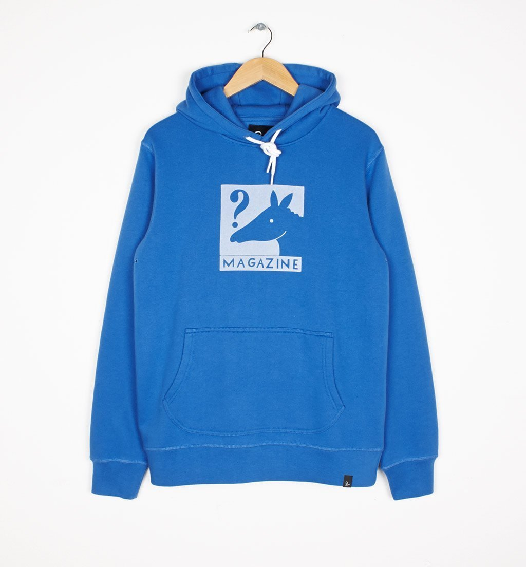 Parra - horse magazine hooded sweatshirt
