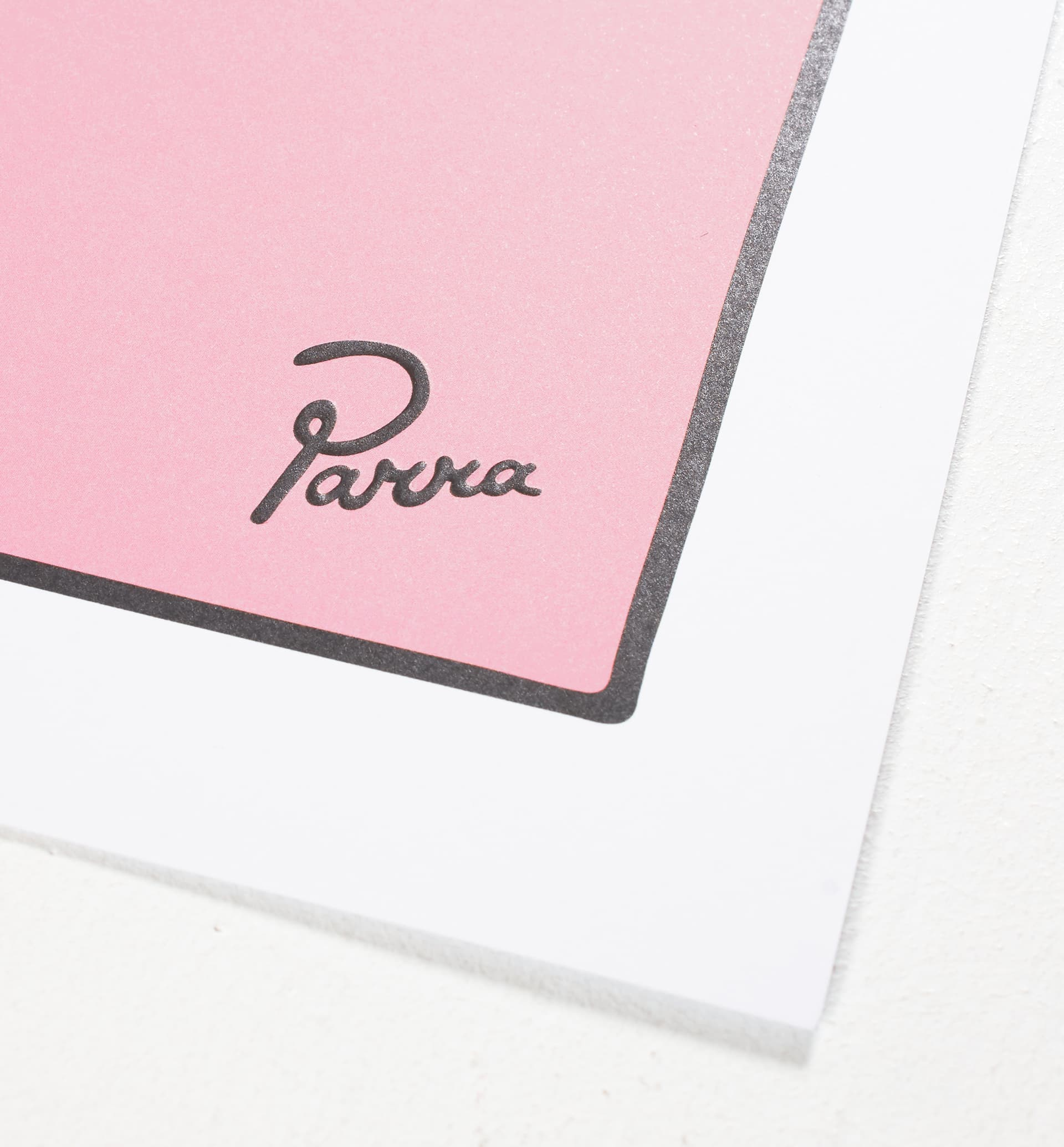 Parra - running down that hill poster