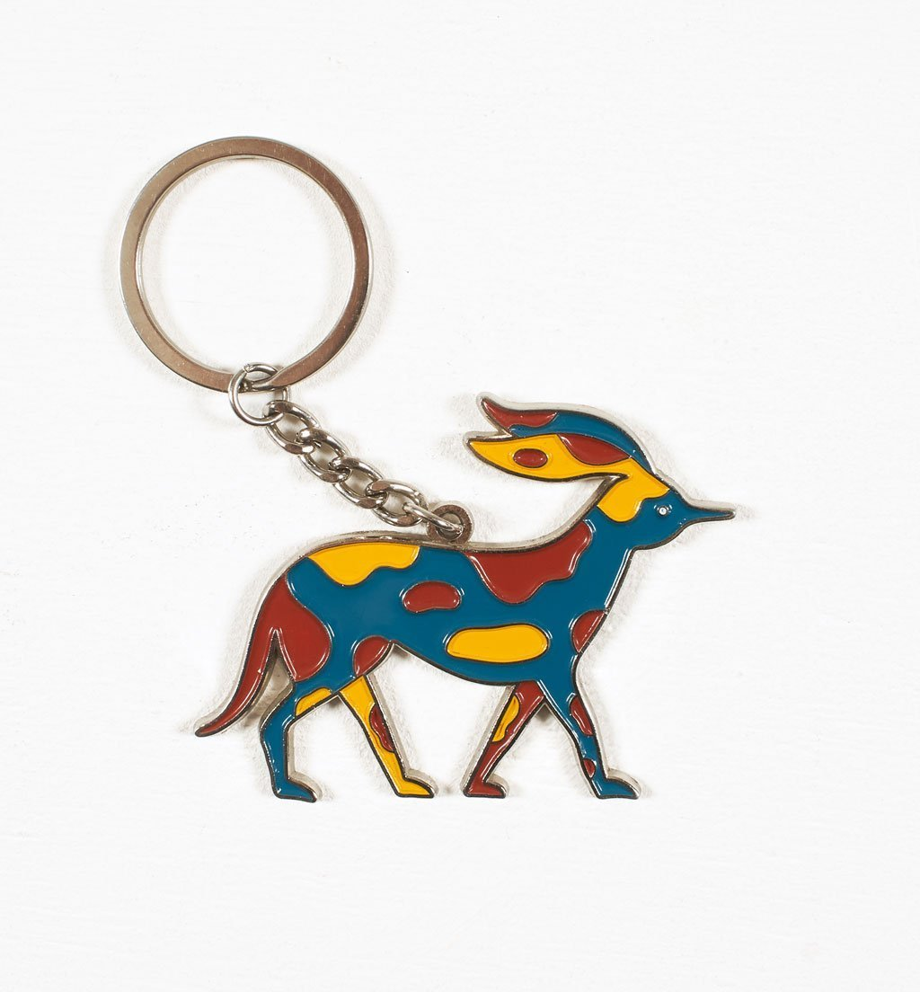 Parra - key chain retired racer