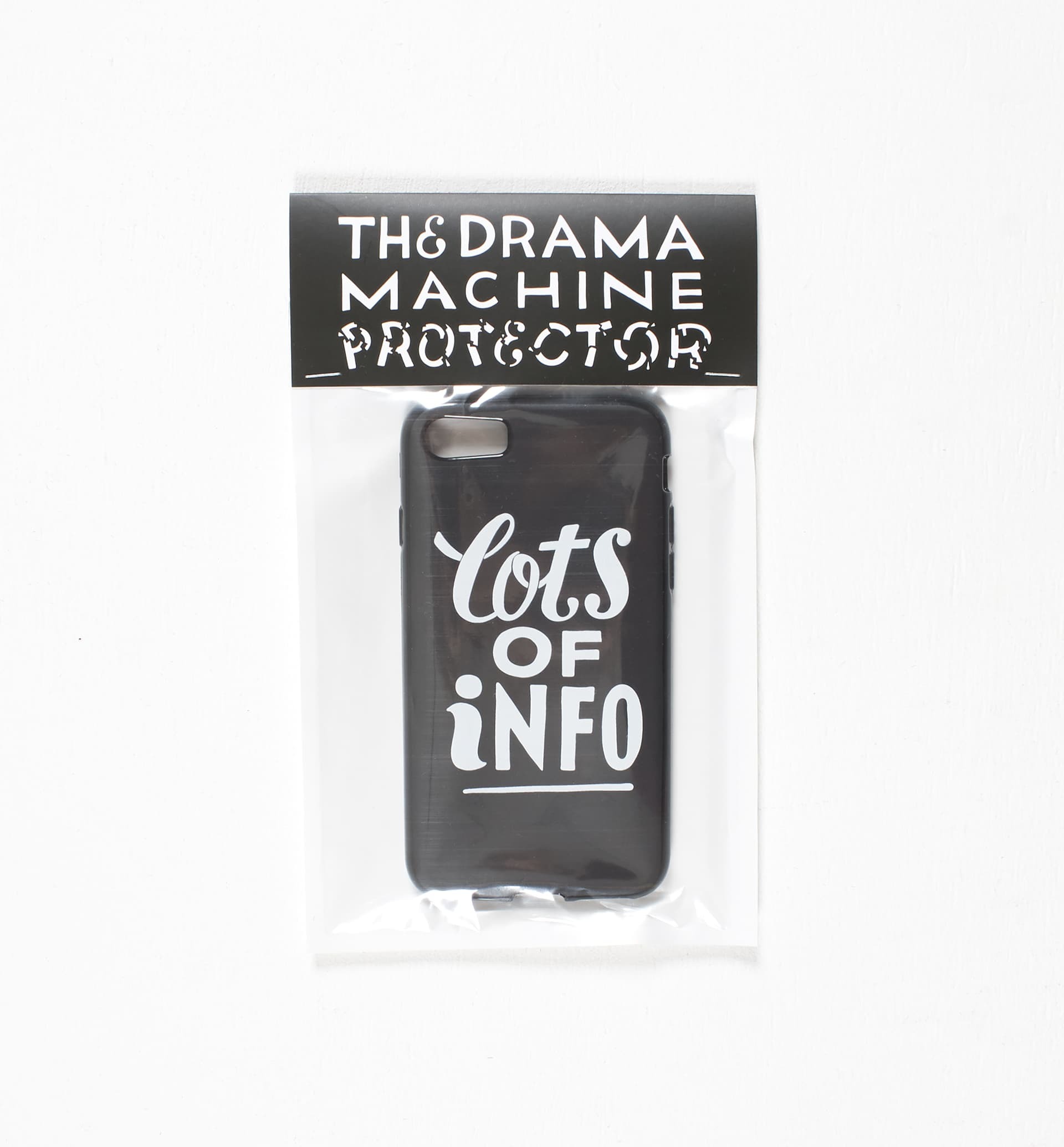 Parra - lots of info iPhone case