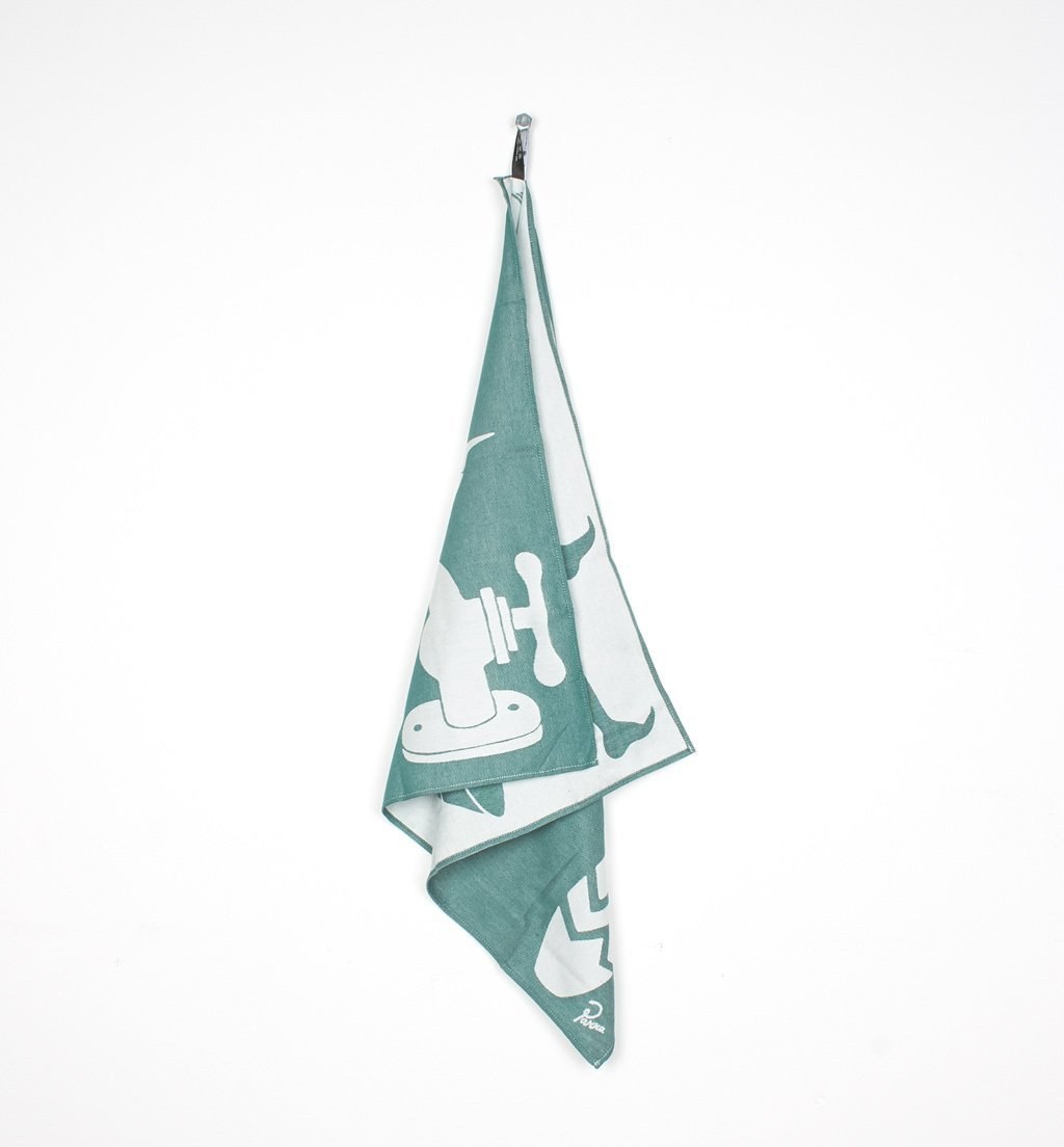 Parra - water the fire kitchen towel