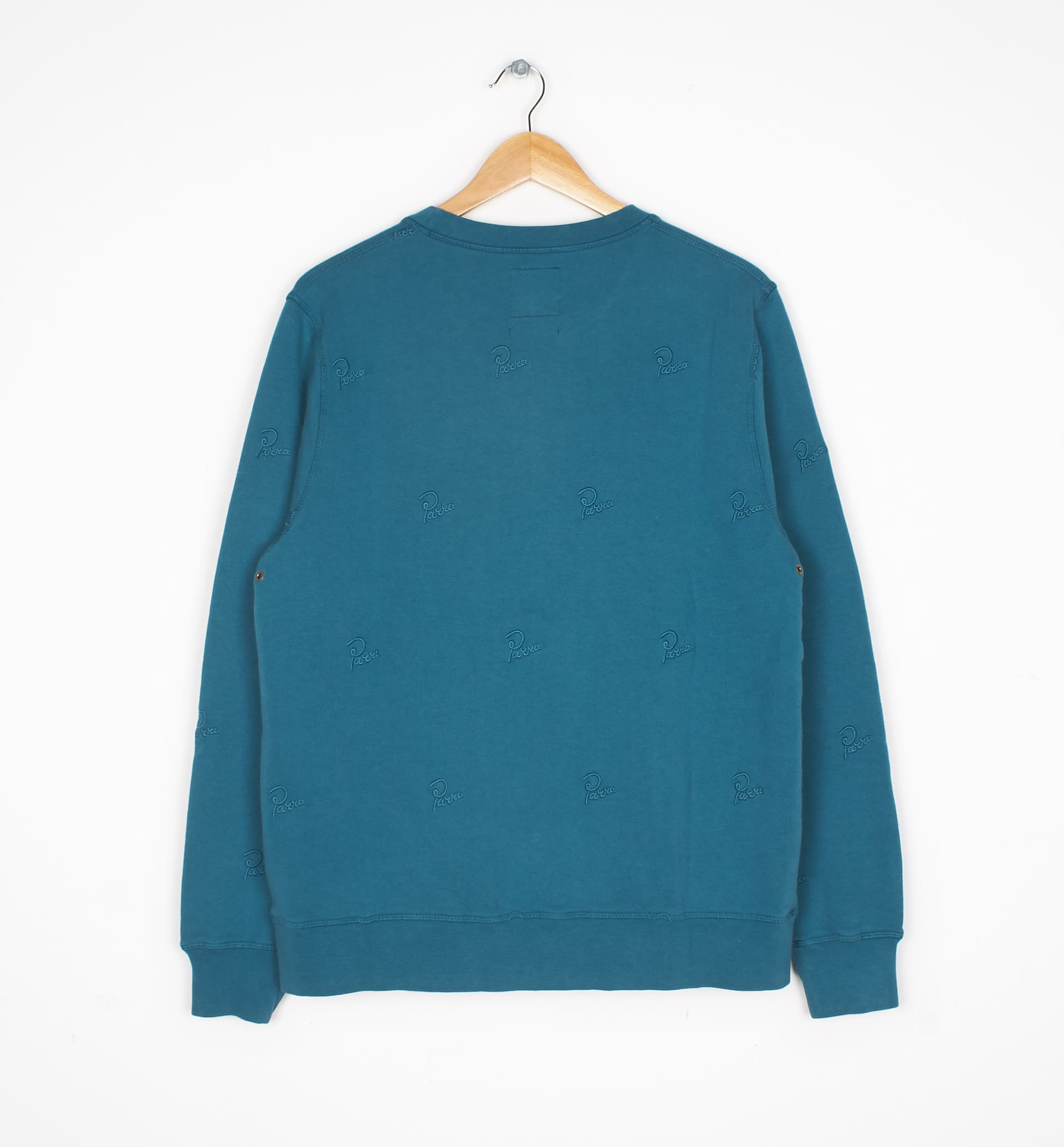 Parra - signature allover crewneck