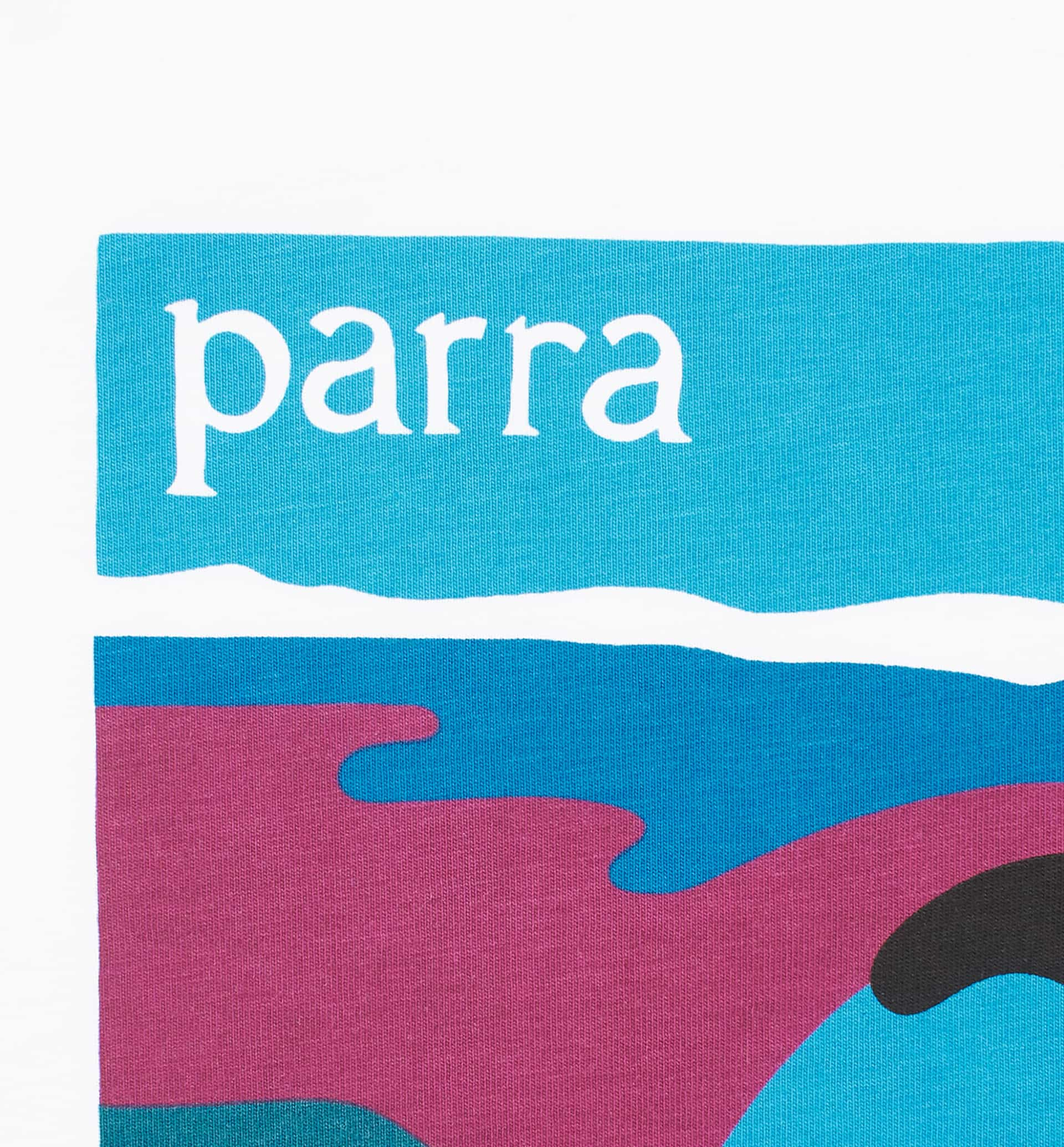 Parra - no beach t-shirt