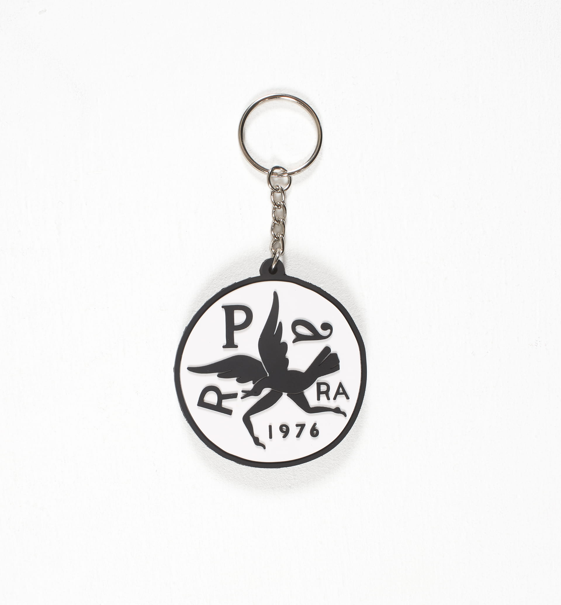 Parra - upside down bird keychain