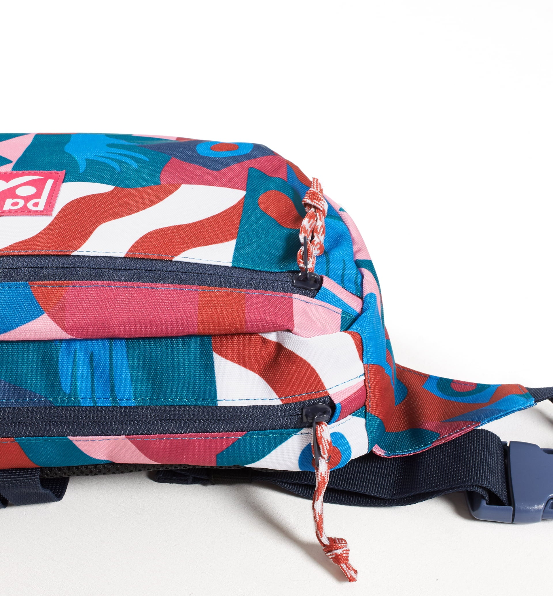 Parra - grab the flag waist bag