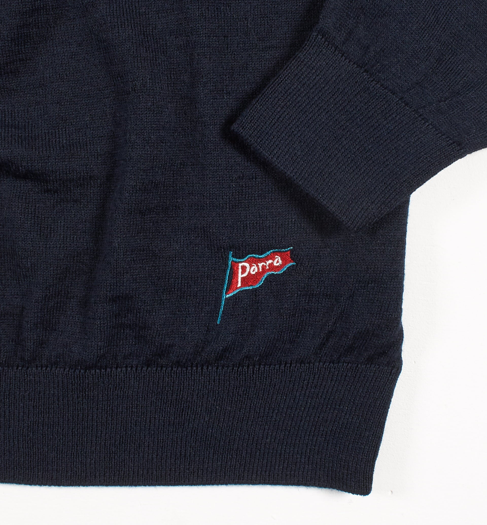Parra - flapping flag turtle neck
