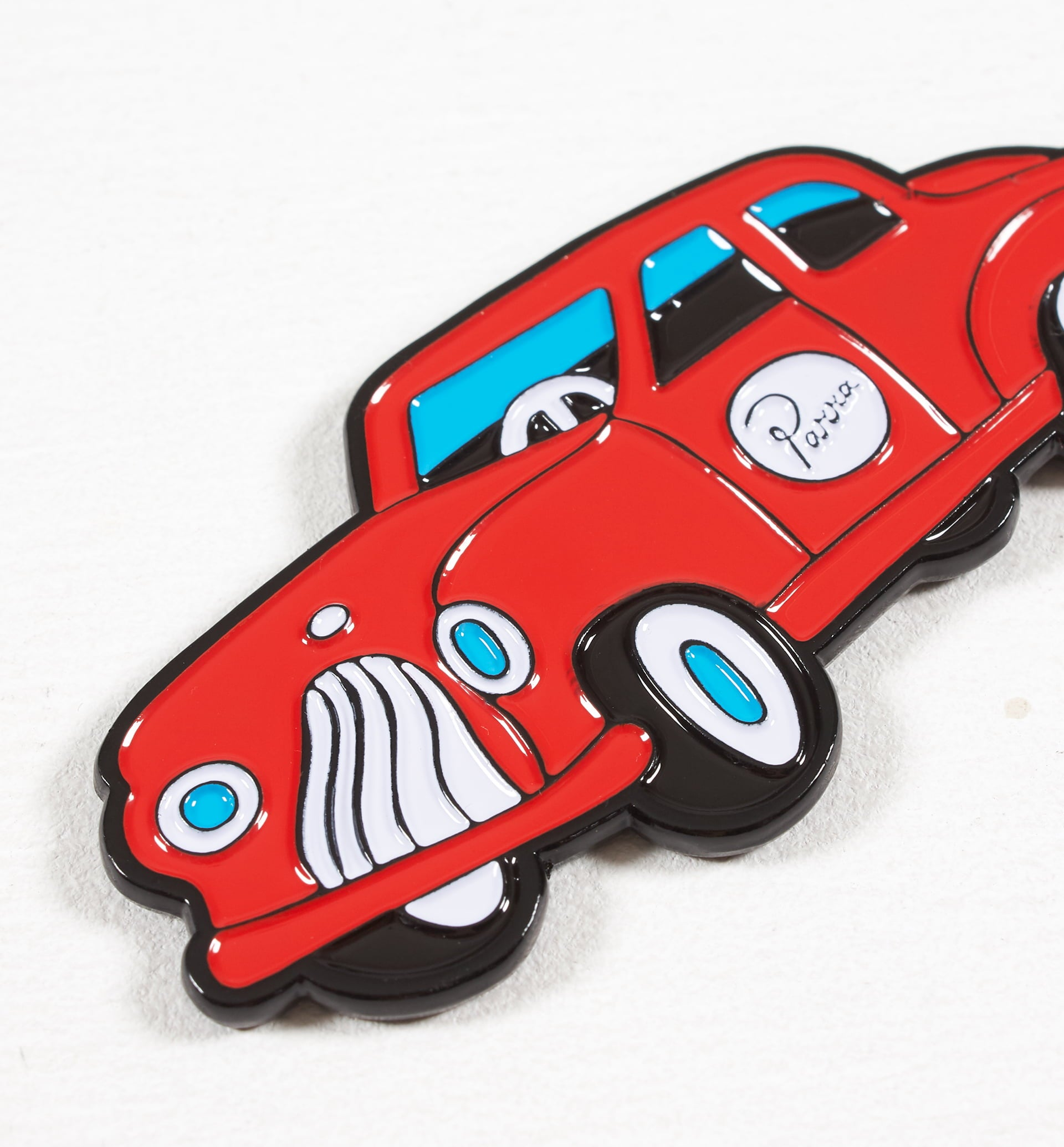 Parra - toy car keychain