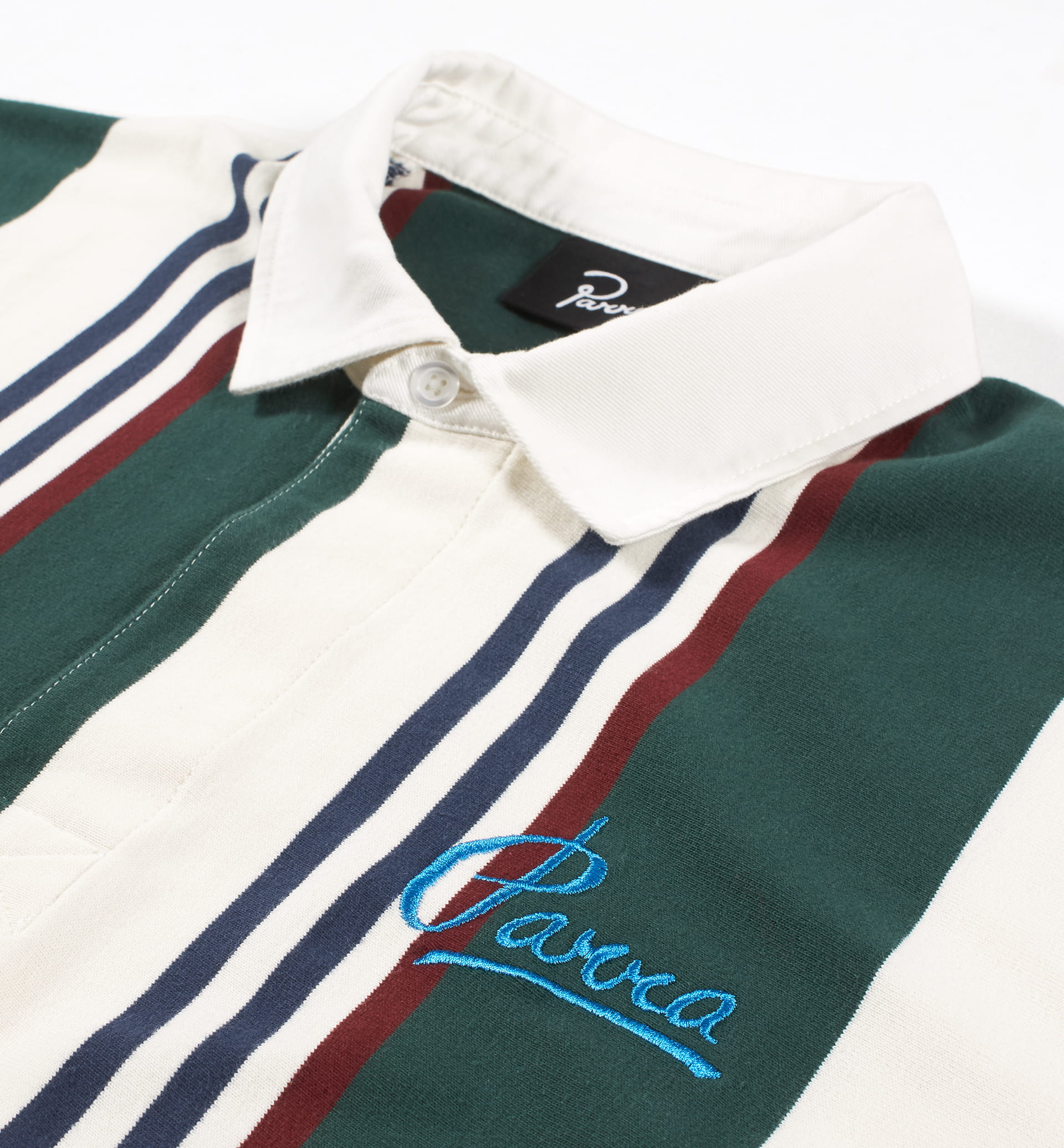 Parra - split personality rugby shirt