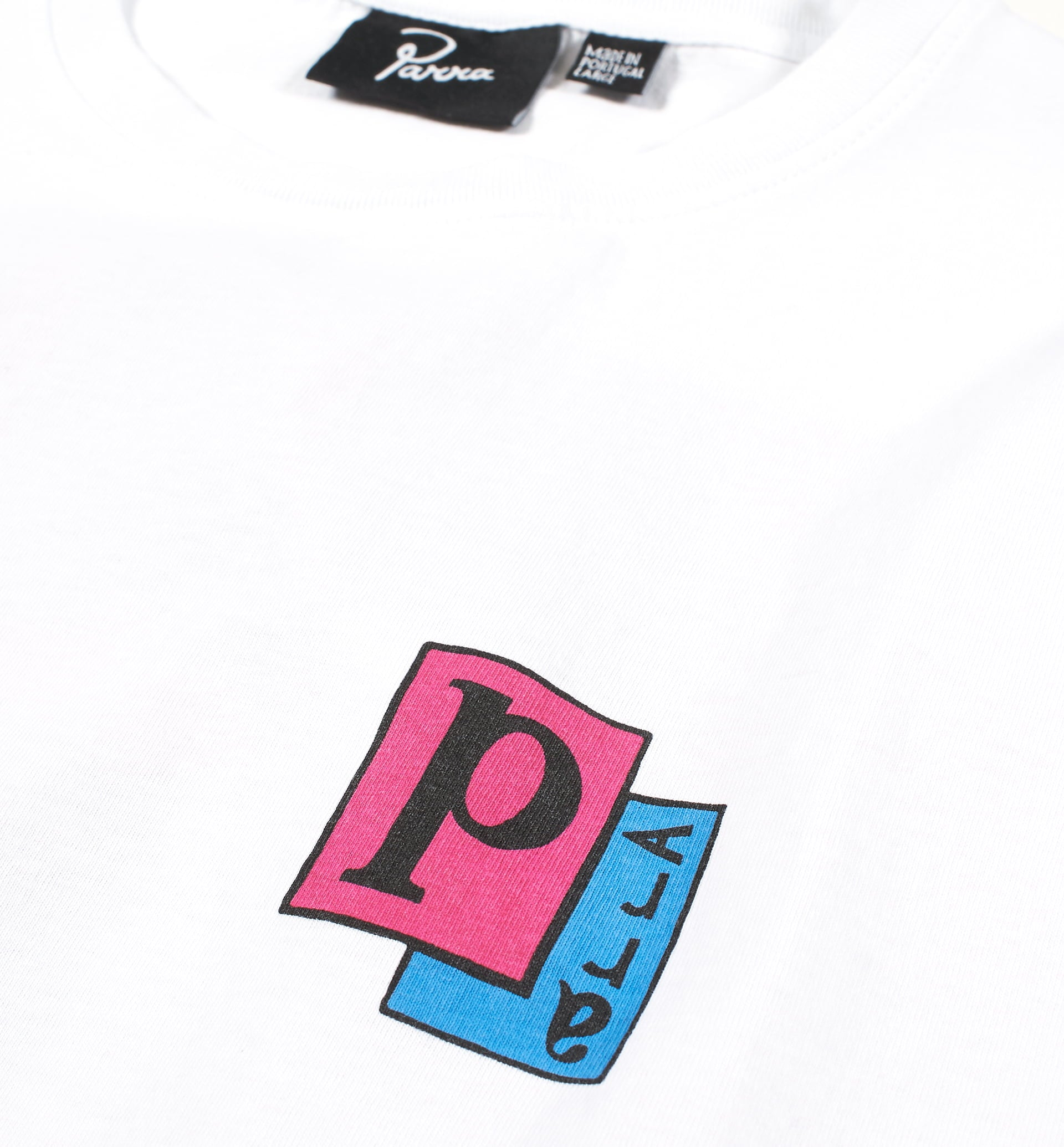 Parra - twisted woman long sleeve t-shirt