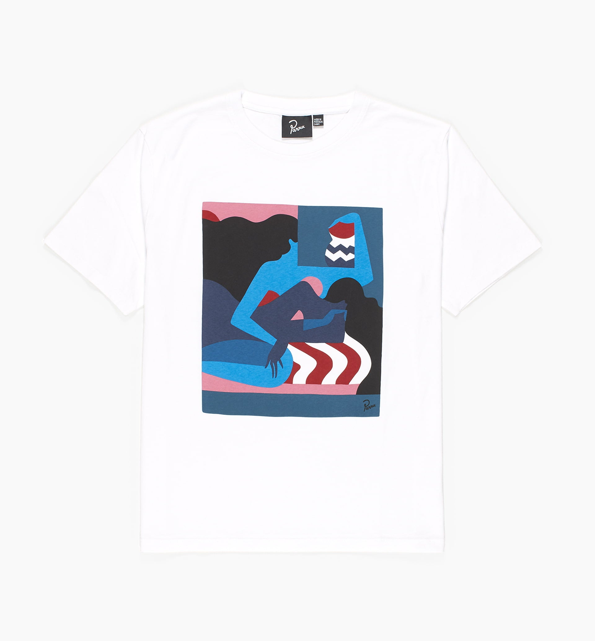 Parra - the comforting room t-shirt