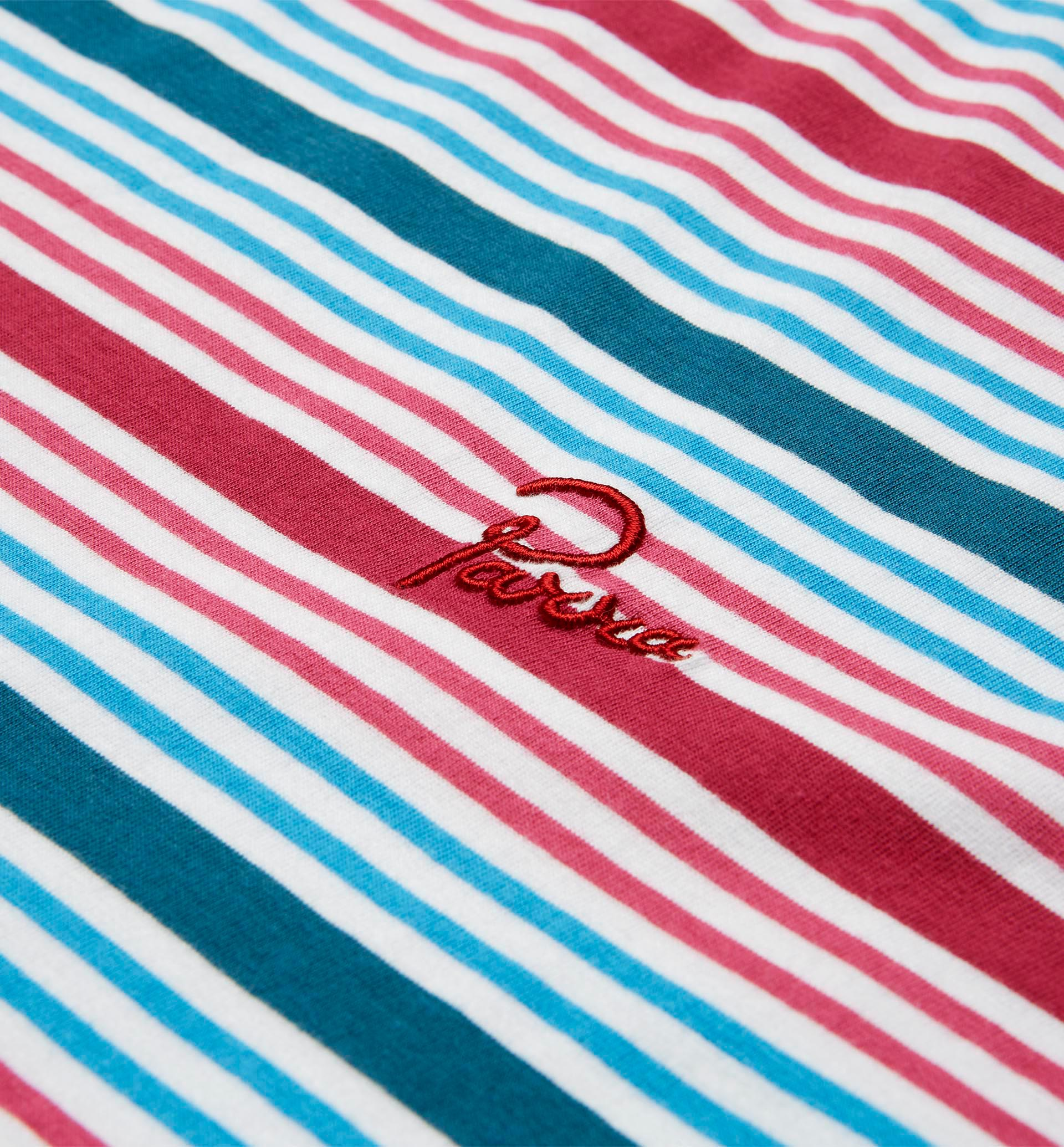 Parra - striped t-shirt